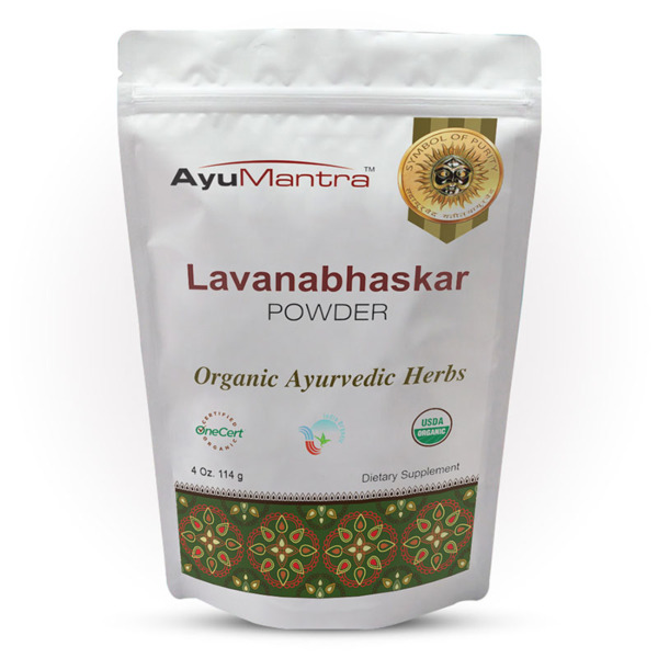 Lavanabhaskar Powder